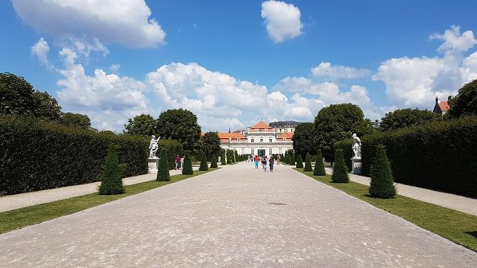 Schlossgarten unterer Teil