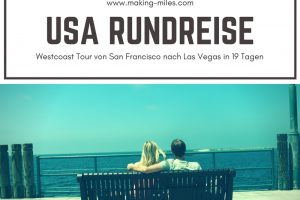 USA Rundreise