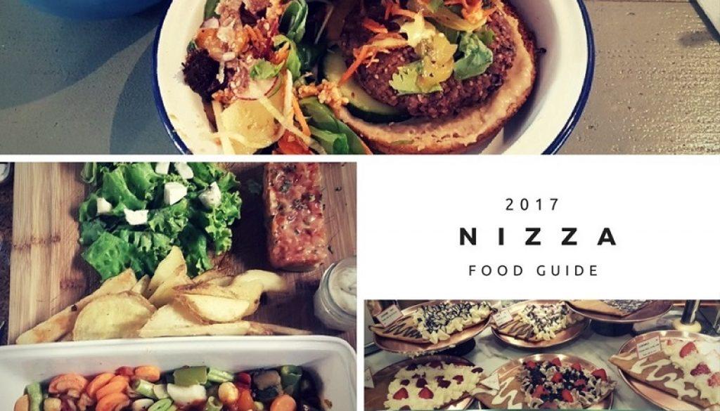 Der vegane Nizza Food Guide