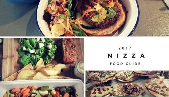 Der vegane Nizza Food Guide