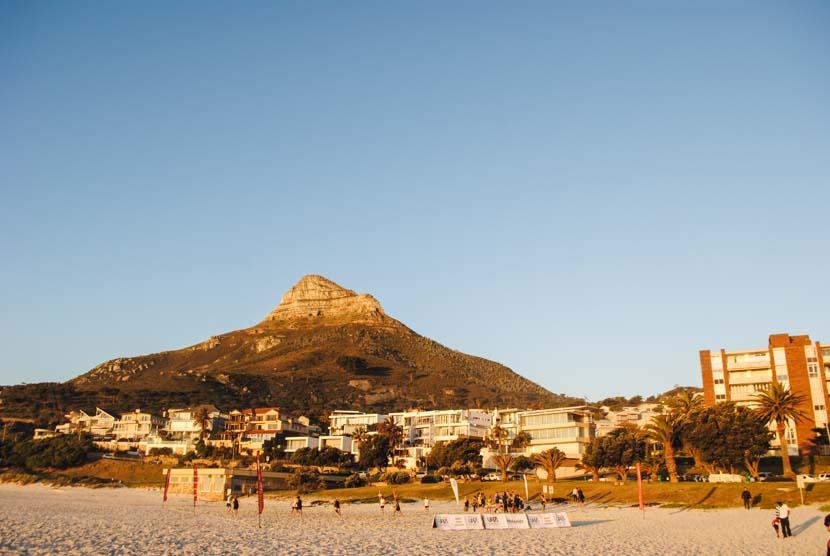 Suedafrika Kapstadt Lions Head