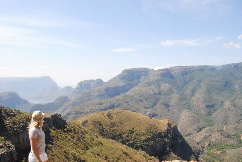 Suedafrika Panaorama Route