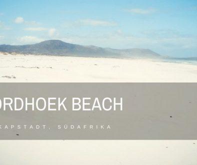 Noordhoek Beach