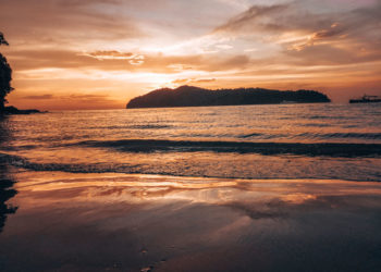 Langkawi-Tengah Beach