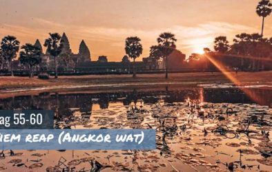 Siem Reap und Angkor Wat