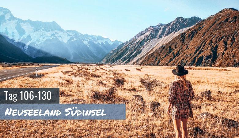 Neuseeland Suedinsel