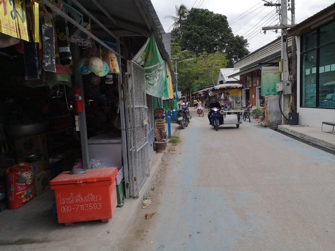 Koh Lipe Stadt