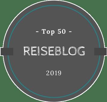Top 50 Reiseblog 2019 dunkel