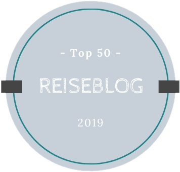 Top 50 Reiseblog 2019 hell