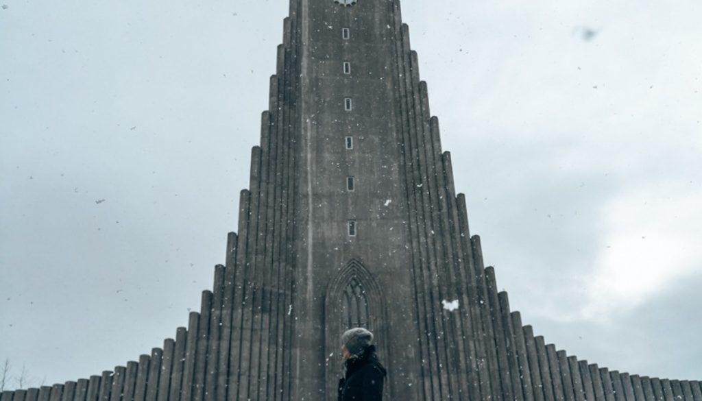 Hallgrimskirkja-Kirche Island