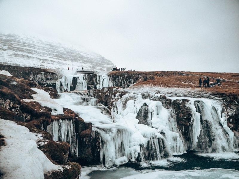 Island Kirkjufellsfoss