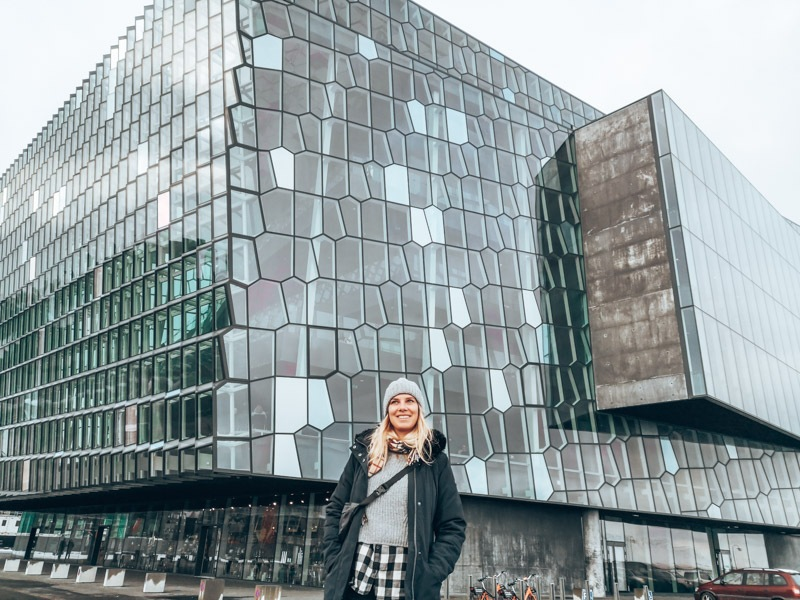 Island Konzerthaus Harpa