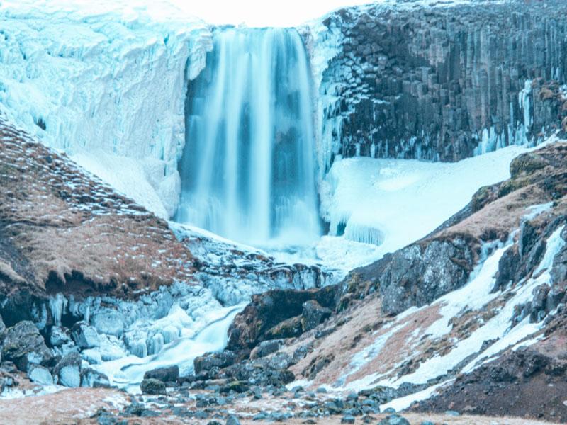 Island-Svöðufoss