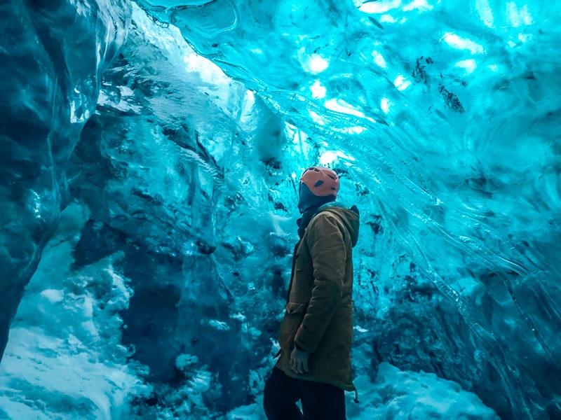 Eishöhle Vatnajökull