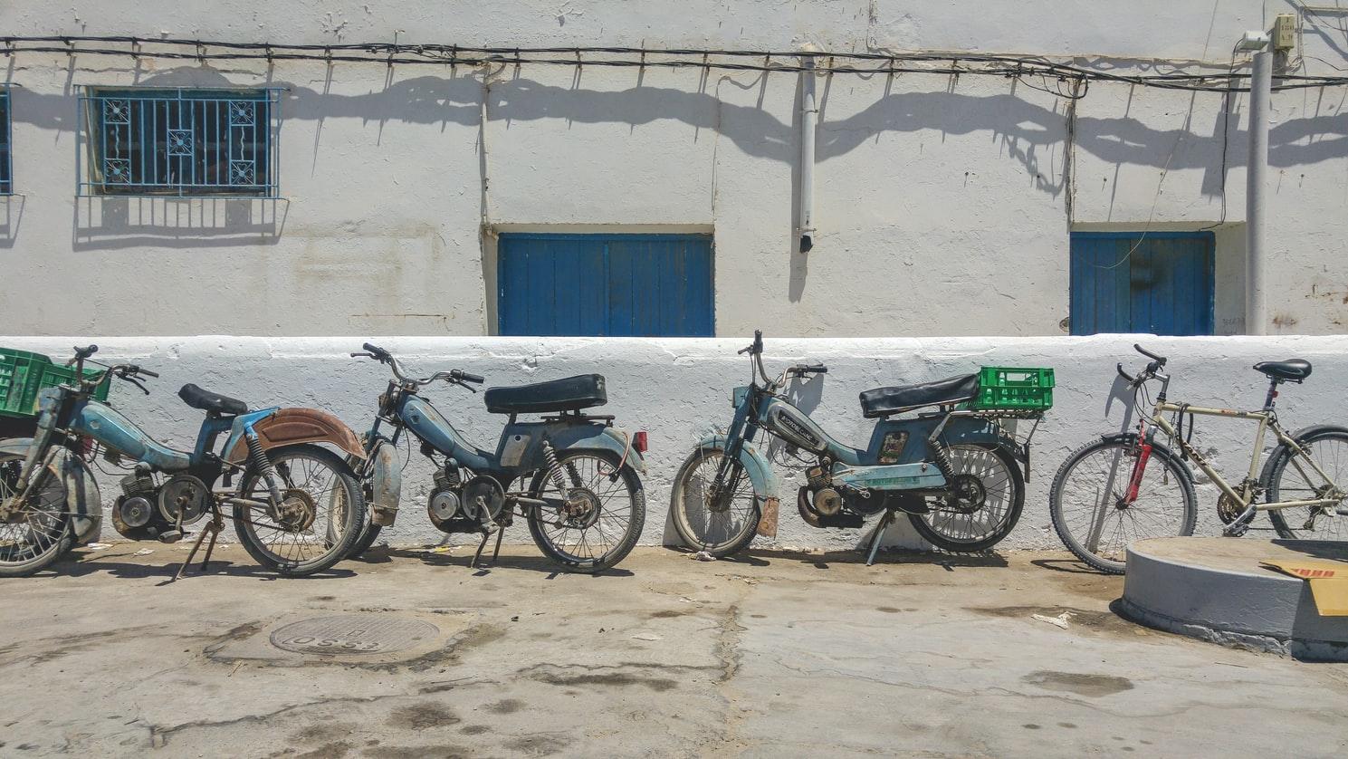 Djerba Motorräder